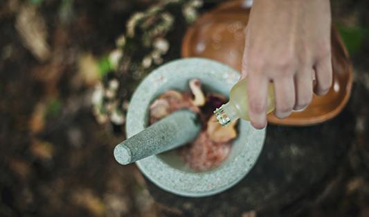 Historie aromaterapie a její účinky